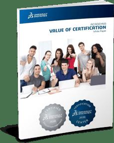 CATIA Certification academia brochure_cover_795x1003