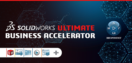 SOLIDWORKS special offer:  Ultimate Business Accelerator