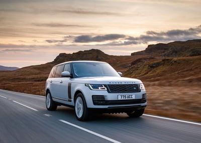 Jaguar Land Rover - image courtesy of JLR