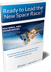 Ready to Lead the New Space Race: Space Satellites space new frontier ebook