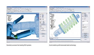 Improve composite FEA process AND get manufacturing output