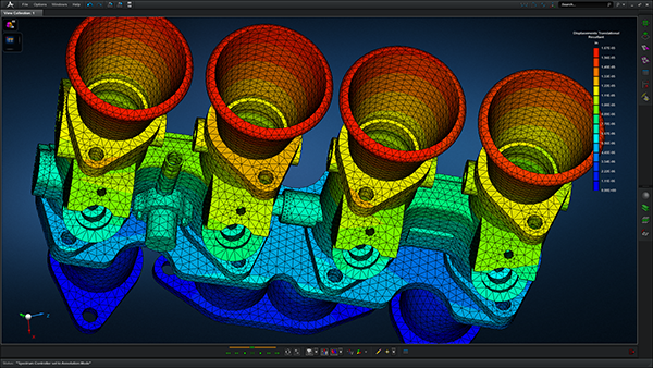 MSC Apex is  quick-to-learn, easy-to-use, intuitive Finite Element Modeller from MSC Software - DTE UK partner